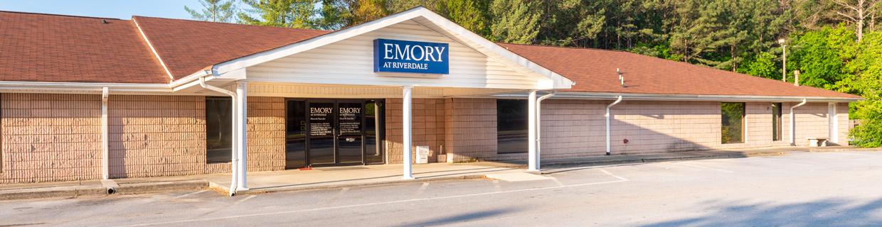 Emory at Riverdale -<br/> Heart & Vascular