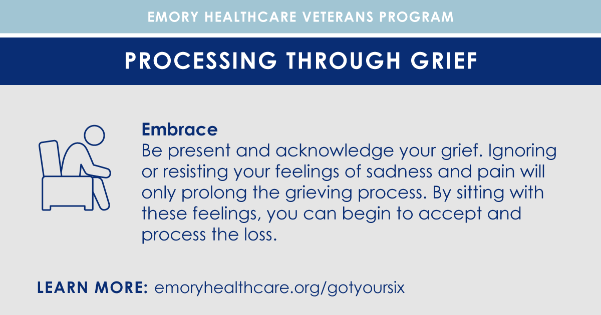 Processing through Grief Resources